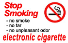 Electronic cigarettes - Stop smoking!