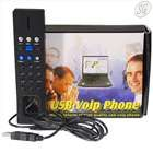 USB 2.0 VoIP internet phone for Skype