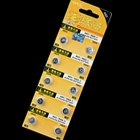 AG3 392A 1.55V cell button batteries (10 pack)