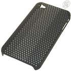 Protective back cover for iPhone 4 (black)