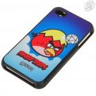 Angry Birds - Protective plastic case with screen protector for iPhone 4 - gear4 (Blue, Red Bird)