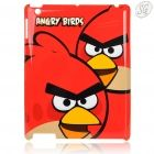 Angry Birds - Protective plastic shell for iPad 2 (red, Red Bird)