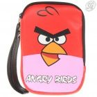 Angry Birds - Leatherette protection pouch (Red Bird)