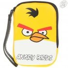 Angry Birds - Leatherette protection pouch (Yellow Bird)