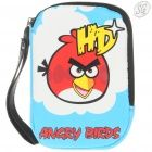 Angry Birds - Leatherette protection pouch (Red Bird HD)