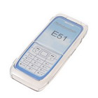 Crystal case for Nokia E51 (2 pack)